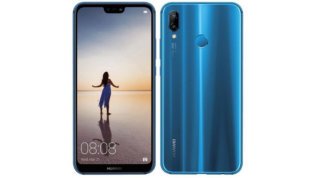 Điện thoại Huawei Nova 3e (Xanh) Hãng phân phối chính thức