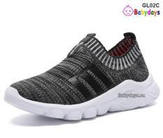 Giày mọi giày lười cho bé GL02C