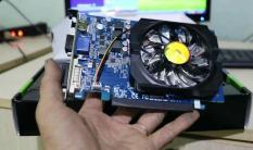 VGA Giga GT420 2GB 128Bit DDR3