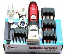 Tông đơ cắt tóc sạc điện cao cấp loại 2 Pin, tông đơ cắt tóc cho gia đình, tăng đơ hớt tóc, tông đơ tỉa lông thú cưng. Bảo hành 1 đổi 1 toàn quốc
