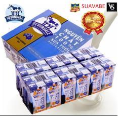 Thùng 24 hộp sữa tươi nguyên kem DEVONDALE 200ml