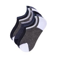 Bộ 5 đôi tất lười block BlueMonday 5MEN TAT 20008