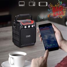 Loa Hát Karaoke di động,Loa K99 Bluetooth Cao Cấp Âm Bass Trầm Sắc Nét Thêm Sống Động,Thiết Kế Cực Sang Trọng.Bh 12T 1 Đổi 1.Đang Sale 50% Loại 668