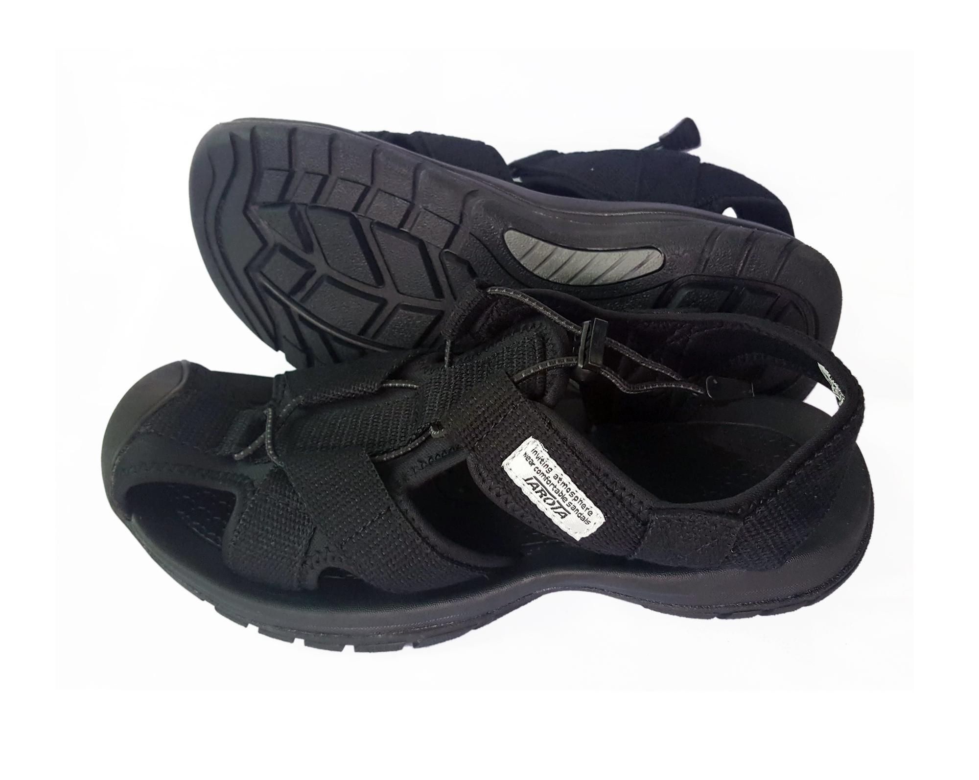 Giày sandal Nam dây chéo - Rọ - Xuất khẩu