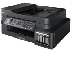 Máy in Brother MFC-T910W In 2 mặt in phun màu liên tục – Copy – Scan – Fax – LAN – Wireless