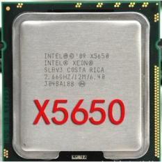 Intel® Xeon® Processor X5650 (12M Cache, 2.66 GHz, 6.40 GT/s Intel® QPI) mới