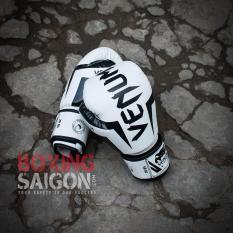Găng tay Boxing Venum Elite – Trắng