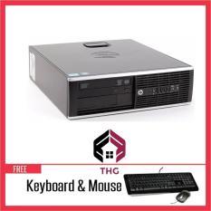 Thùng CPU chơi Game HP 8100 SFF Chạy CPU Core I3, Ram 8GB, HDD 500GB, VGA Rời 1GB + Bộ Quà Tặng