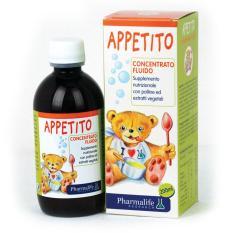 Siro kích thích ăn ngon tự nhiên Appetito Bimbi