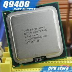 Core2 Quad Q9400 @ 2.66GHz