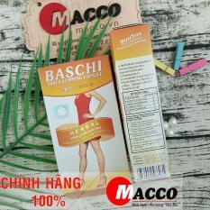 Viên uống giảm cân Baschi Thái Lan ( Cam) 30 viên, giảm can an toàn không tác dụng phụ