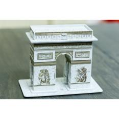 Mô hình đồ chơi lắp ghép trí tuệ 3D Cubic Fun – Cổng Khải Hoàn Môn