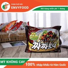 Combo 10 gói mì tương đen SAMYANG Hàn Quốc (10 x 140g)