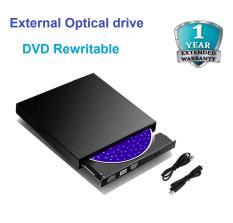 Ổ Đĩa Quang Đọc Ghi CD DVD Gắn Ngoài Cổng USB Rewritable
