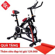 B&G Xe đạp tập thể dục Mẫu CY-S300 (Đen)
