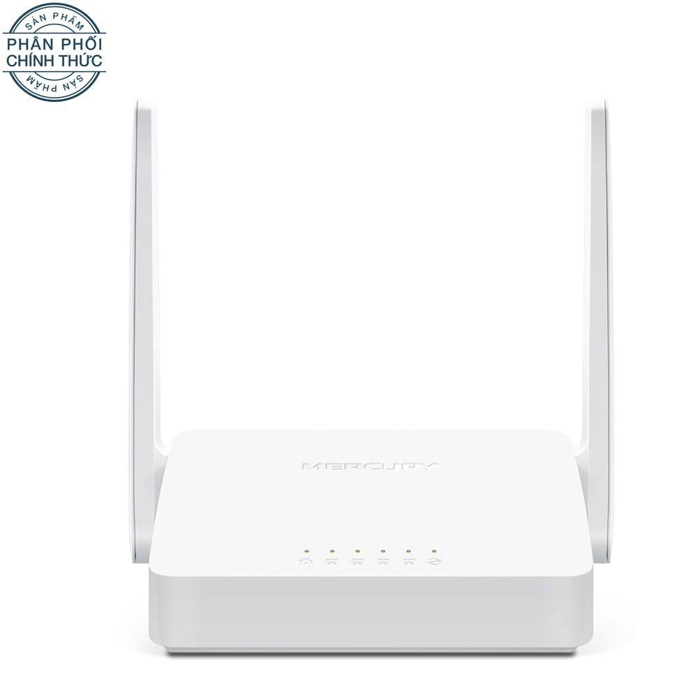 Bộ phát Wifi không dây Mercusys MW305R 02 Anten (Trắng) – Hãng phân phối chính thức Đang Bán Tại General Merchandise