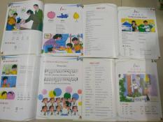 Combo 4 quyển tiếng Hoa mẫu giáo dành cho thiếu nhi từ 4 đến 10 tuổi (1 quyển mẫu giáo, 3 quyển thiếu nhi tập 123) phiên bản mới 2019
