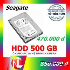 HDD Seagate 500GB Sata (Mỏng) – NEW CHÍNH HÃNG