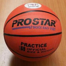 Bóng rổ Prostar size 3 (kèm kim bơm và lưới đựng bóng)