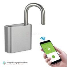 Ổ khoá cửa Bluetooth chống trộm – mở bằng điện thoại CAO CẤP