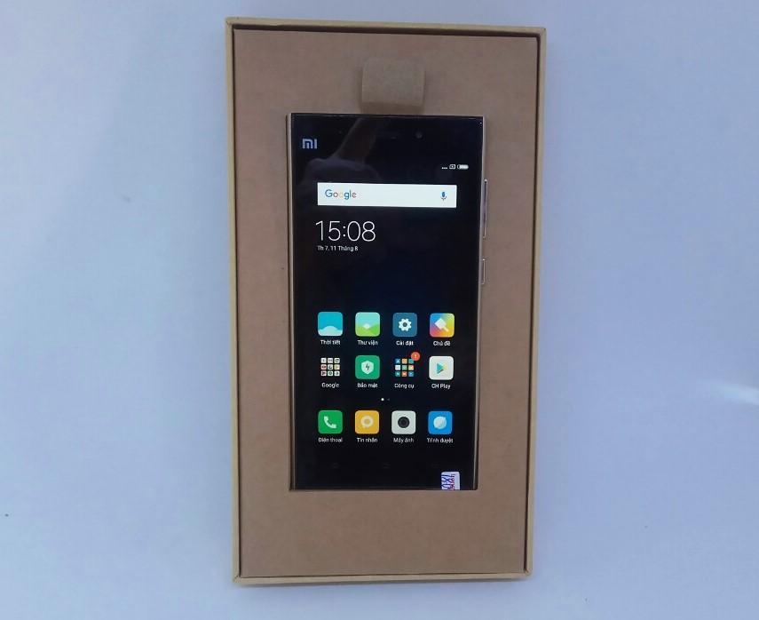 Nên mua Xiaomi Mi 3 Ram 2GB – Hàng nhập khẩu ở Giarequa.vn