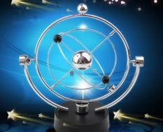 Con lắc Newton thế hệ 3 – Đồ chơi con lắc quay từ trường mô hình hệ mặt trời