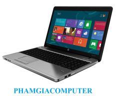 Laptop HP Probook 4540s Core i5 3210m Ram 8G SSD 128G 15.6in (Vỏ nhôm phay nguyên khối-Tặng Balo, chuột không dây-Hàng nhập khẩu)