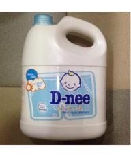 Nước giặt DNee xanh (nước biển) thái lan em bé 3 lít 21x13x28 / can / Lỏng Lỏng hàng chuẩn, cực rẻ luôn, cucreluon