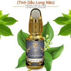 Tinh dầu long não plus 20ml – Camphor EO nguyên chất thiên nhiên Ấn Độ – Đuổi côn trùng, diệt khuẩn