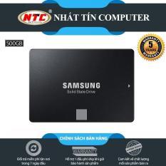 Ổ cứng SSD Samsung 860 Evo 500GB 2.5-Inch SATA III – box Hoa (Đen) – Bảo hành 5 năm
