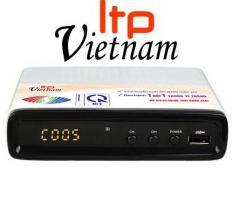 Đầu thu kỹ thuật số DVB-T2 hãng Ltpvietnam model LTP Stb-1306 (trắng)