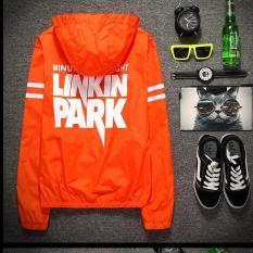 Aó khoác Nam Linkin Park hai lớp thiết kế hiện đại [tổng hợp chất đep + video+hình thật ] HĐ6886