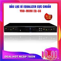 Đầu lọc xì Equalizer Yoo-Minh EQ-33