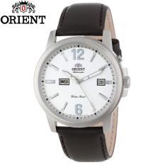 Đồng hồ nam dây da Automatic Orient FEM7J00AW9