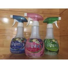 Chai xịt khử mùi đa năng Hàn Quốc 370Ml (Hương thảo mộc)