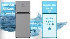 Tủ lạnh Beko Inverter RDNT200I50VS