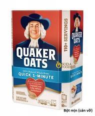 Yến Mạch Quaker Oats (cán vỡ) hộp 4,52Kg – Nhập Khẩu Từ Mỹ