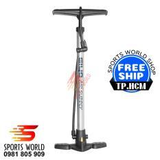 Bơm xe đạp, bơm xe gắn máy Giyo GF-32, thân nhôm siêu nhẹ –III– SPORTS WORLD SHOP