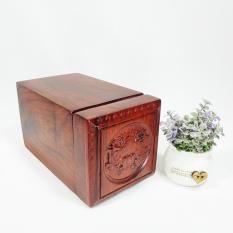 Hộp đựng trà gỗ hương