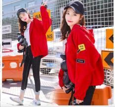 áo khoác dù nhẹ 2 lớp nữ chống nắng 2 sọc tay W112
