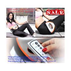 Dai deo giam mo , Dai massa bung – Đai giảm mỡ bụng, máy massage bụng Vibro Shape, Loại tốt, giá rẻ Mẫu 504 – Bh uy tín 1 đổi 1 bởi Techmart