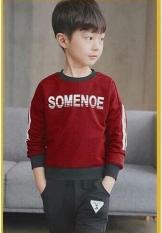 Bộ quần áo thu đông cho bé trai từ 5-10 tuổi