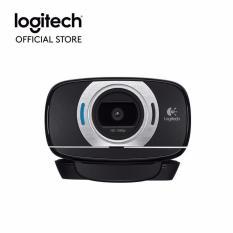 Webcam Logitech C615 HD (Đen) – Hãng phân phối chính thức