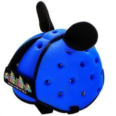 Mũ bảo hiểm bảo vệ đầu trẻ em HEADGUARD – Hàng VN CLC có bảo hành chính hãng (Nón an toàn cho bé tập bò, tập đi, đạp xe, đi xe máy)