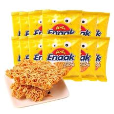 Hộp 24 gói Snack mì tẩm gia vị ENAAK x 30gr