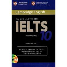 Cẩm Nang Luyện Thi IELTS 10 – With Answers