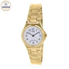 Đồng hồ nữ dây thép không gỉ Casio Anh Khuê LTP-1130N-7BRDF