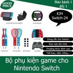 Bộ phụ kiện đa năng 19in1 cho Nintendo Switch – KJH-Switch-24