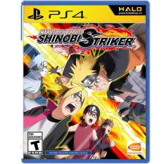 Đĩa Game PS4 Naruto to Boruto: Shinobi Striker – ASIA