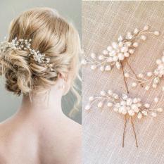 Trâm cài tóc trang điểm cô dâu TRAM01